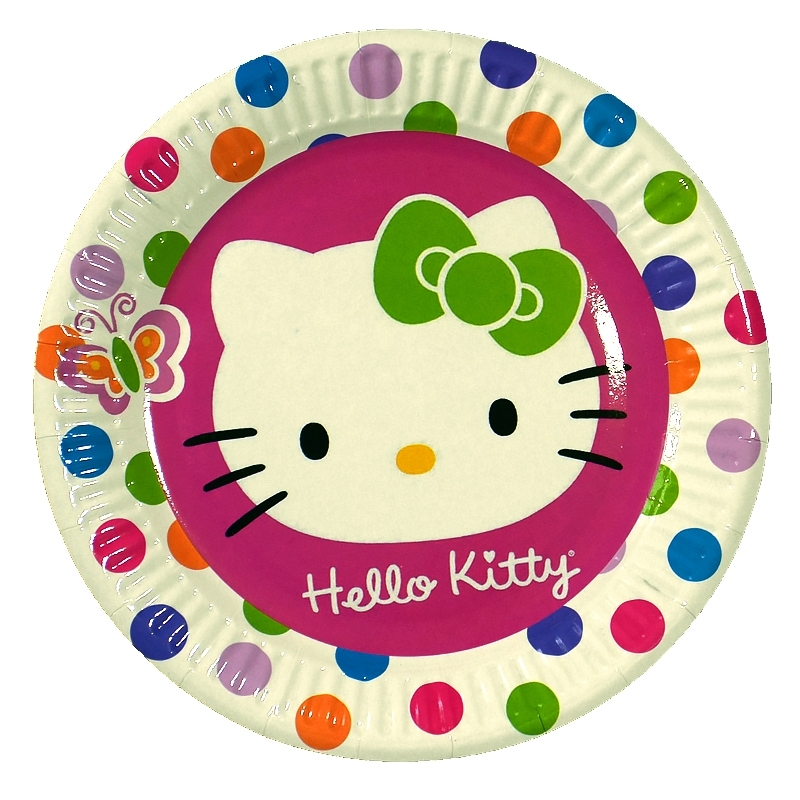 Тарелка Hello Kitty